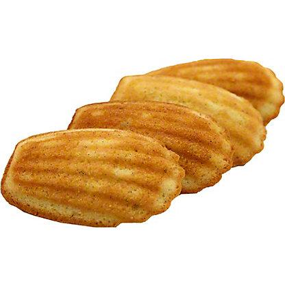 Central Market Vanilla Bean Madeleines, 4 ct