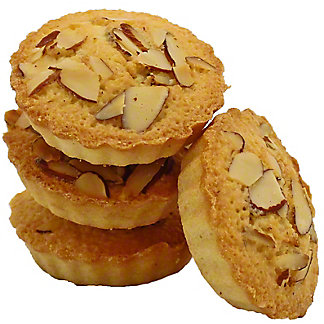 FRENCH ALMOND CAKES 4CT