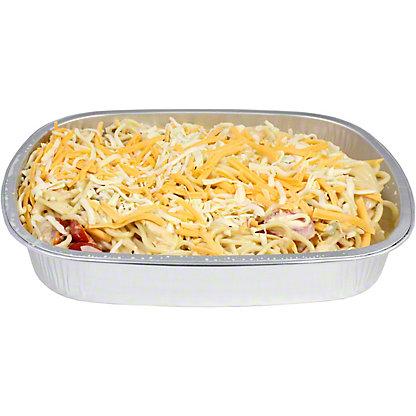 Chef Prepared Chicken Spaghetti Casserole, ea
