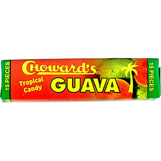 C Howard Guava Candy Stick, .875OZ