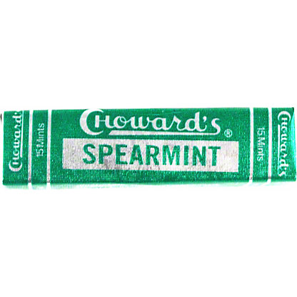 C Howard Spearmint Mint Stick, .88OZ