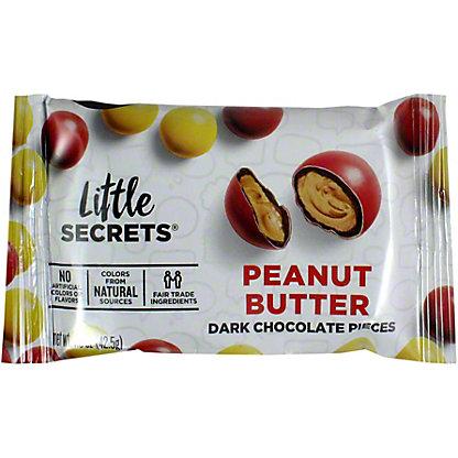 Little Secrets Dark Chocolate Peanut Confections, 1.50 oz