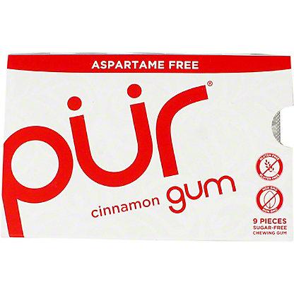 Pur Gum Cinnamon, 9 ct