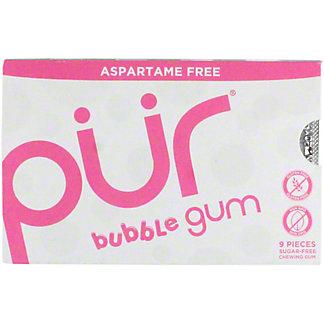 Pur Gum Bubblegum, ea