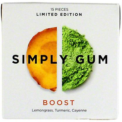 Simply Gum Boost, Each