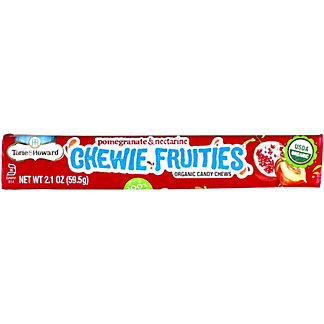 Torie & Howard Pomegranate & Nectarine Chewie Fruitie, 2.1 OZ
