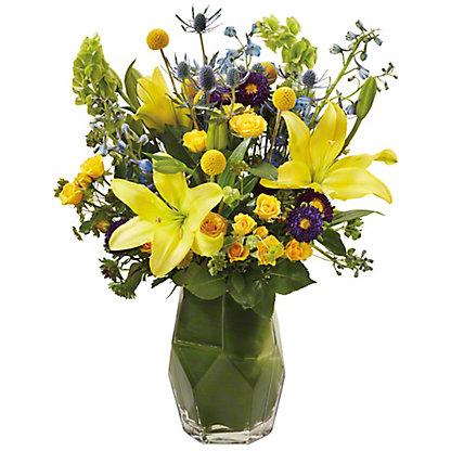Central Market Provence Deluxe Vase Arrangement, ea