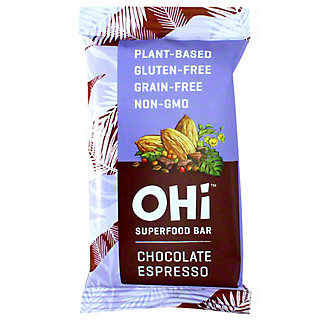 Ohi Bar Chocolate Espresso, 1.8 oz
