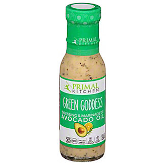 Primal Kitchen Primal Kitchen Green Goddess With Avocado Oil, 8 oz
