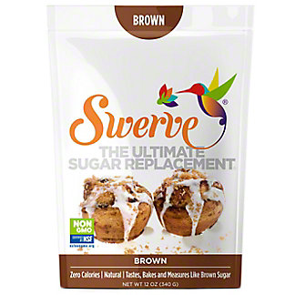 Swerve Brown Sugar Replacement, 12 oz