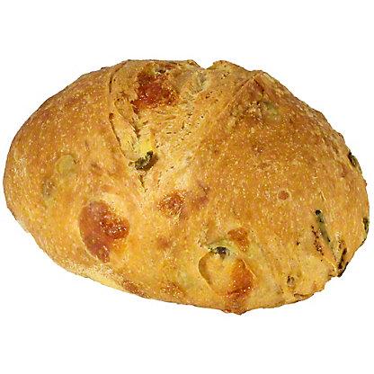Cheddar Jalapeno Sourdough Loaf, ea