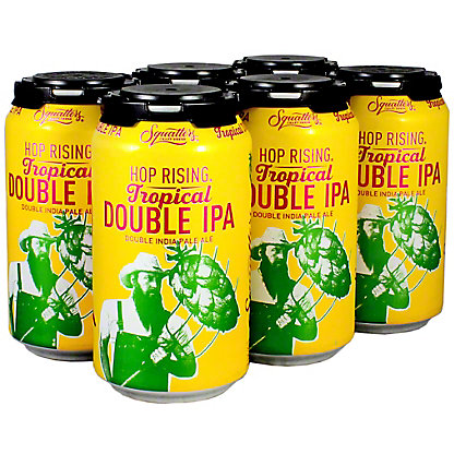 Squatters Hop Rising Tropical Double IPA 12 oz. Cans, 6 pk ...