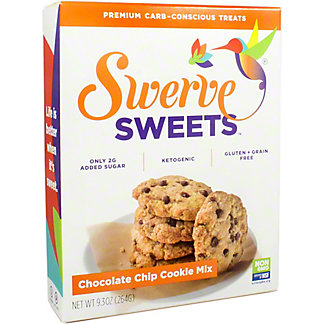 Swerve Chocolate Chip Cookie Mix, 9.3 oz