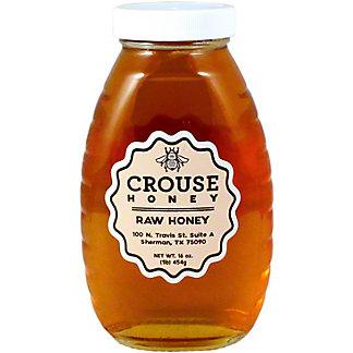 Crouse Honey Crouse Honey Raw Honey, 16 oz