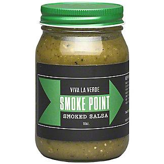 Smoke Point Salsa Viva La Verde, 16 oz