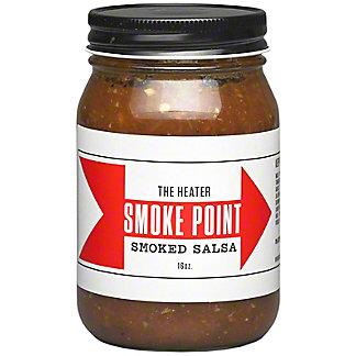 Smoke Point Salsa The Heater, 16 oz