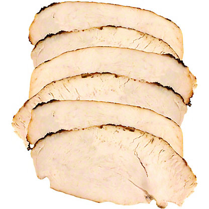 In-House Roasted TX Smoked Garlic Pepper Turkey, LB
