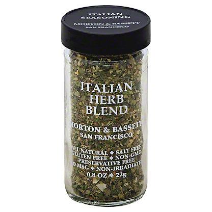 Morton & Bassett Italian Herb Blend, 0.8 oz
