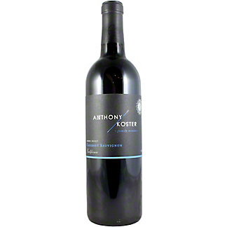 Anthony Koster Cabernet, 750 ML