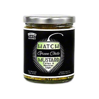Stellar Gourmet Mustard Hatch Green Chili, 9 oz