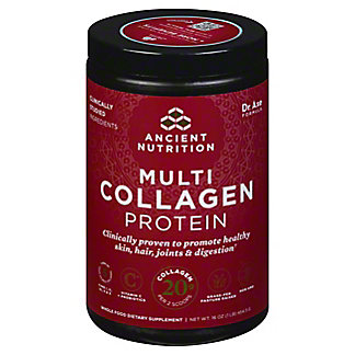 Ancient Nutrition Dr Axe Multi Collagen Protein, 454 g