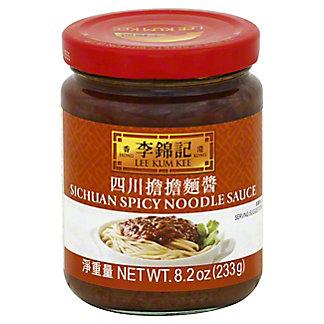 Lee Kum Kee Szchuan Spicy Noodle Sauce, 8.20 oz