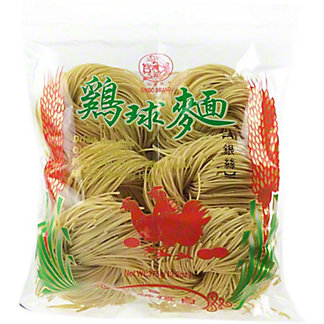 Sinbo Dried Chicken Fine Noodles, 375 g