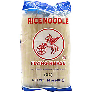 Flying Horse Rice Noodle XL, 14 oz