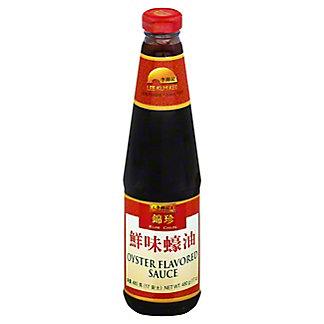 Lee Kum Kee Kum Chun Oyster Sauce, 17 oz