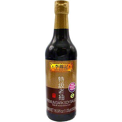 Lee Kum Kee Premium Dark Soy Sauce, 16.9 oz