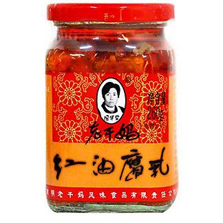 Lao Gan Ma Chili Oil Bean Curd, 9.17 oz