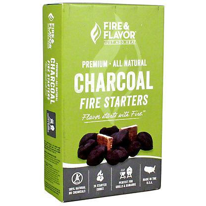 Fire & Flavor Fire Starters Box, 24 ct