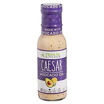 Primal Kitchen Caesar Dressing with Avocado Oil, 8 oz