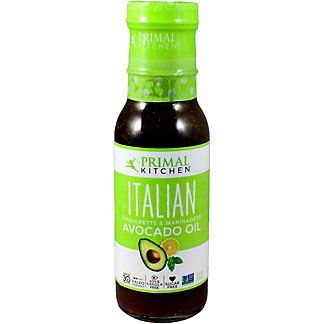 Primal Kitchen Italian Dressing with Avocado Oil, 8 oz