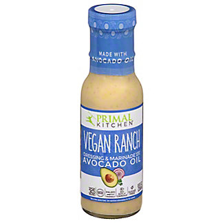 Primal Kitchen Vegan Ranch With Avocado Oil, 8 oz