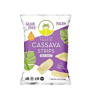 Artisan Tropic Yuca Salted Chips, 4.5 oz