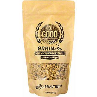 B Good Granola Clusters Peanut Butter, 10 OZ