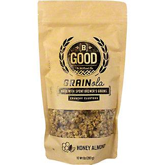 B Good Granola Clusters Honey Almond, 10 OZ
