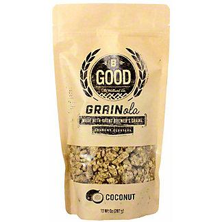 B Good Granola Clusters Coconut, 10 OZ