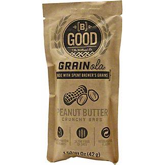 B Good Granola Bar Peanut Butter, 1.5 OZ