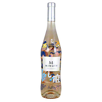 M Minuty Rose Limited Art, 750 mL