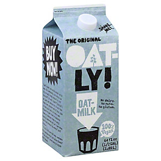 Oatly Oatly Oak Milk Original, 64 oz