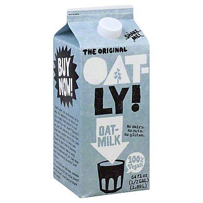 Oatly Oatly Oak Milk Original, 64 oz