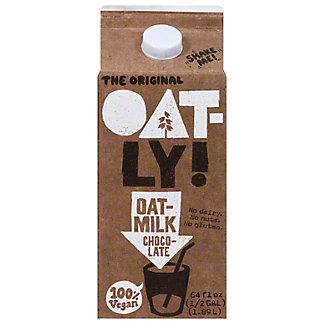 Oatly Oatly Oat Milk Chocolate, 64 oz