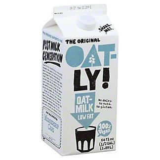 Oatly Oatly Oat Milk Low Fat, 64 oz