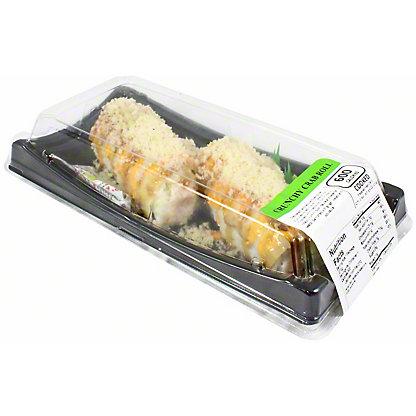 Yummi Sushi Crunchy Crab Roll, ea