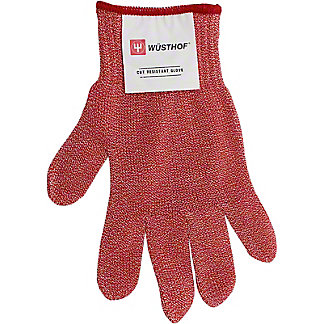 Wusthof Cut Glove Red, Small