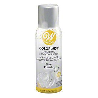 Wilton Color Mist Silver Food Color Spray, 1.5 oz