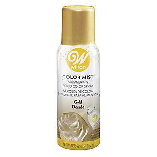 Wilton Color Mist Gold Food Color Spray, 1.5 oz