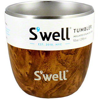 Swell Teakwood Tumbler, 10 oz